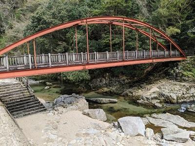 高取山生活環境保全林入口